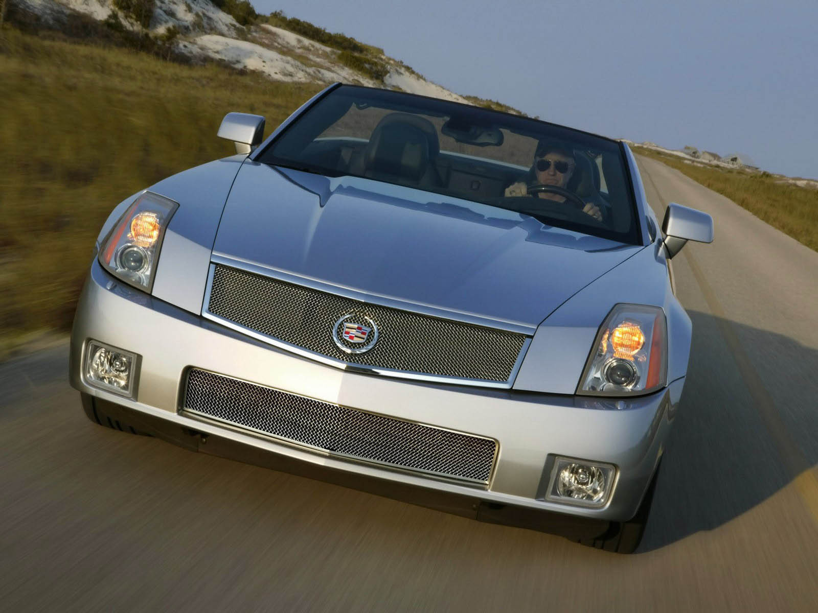 2006 Cadillac Xlr V Pictures Photos Wallpapers Top Speed