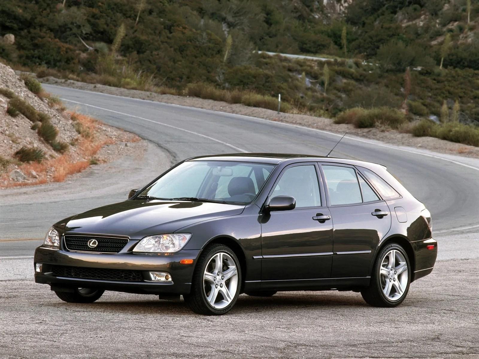 2004 Lexus IS 300 Review Top Speed