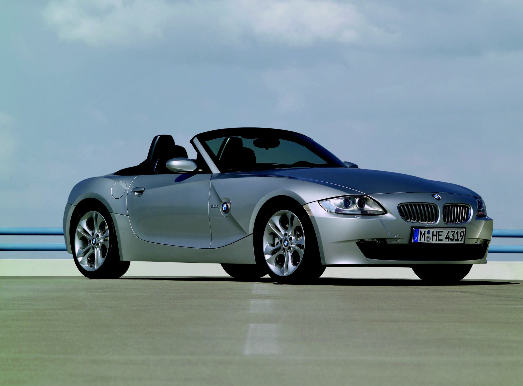 hight resolution of 2007 bmw z4 roadster top speed