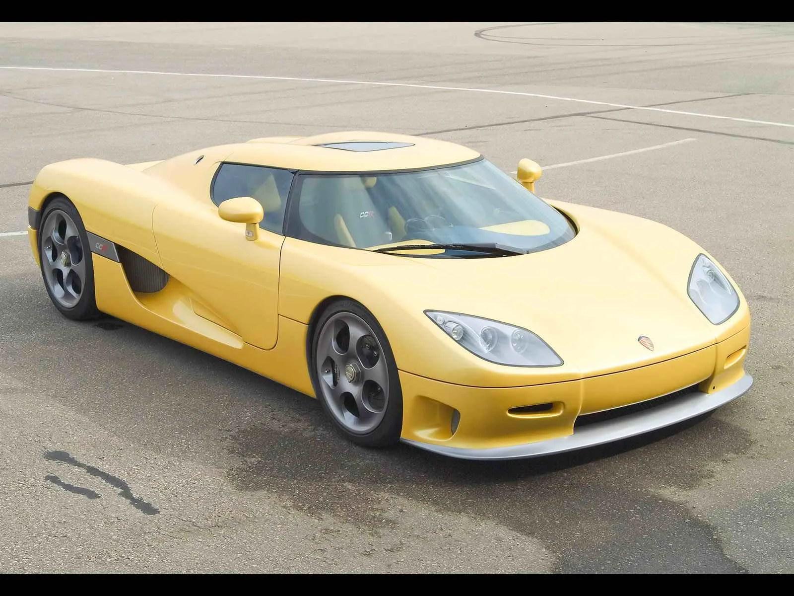 Exotic Car Photos Wallpaper 2004 Koenigsegg Ccr Top Speed