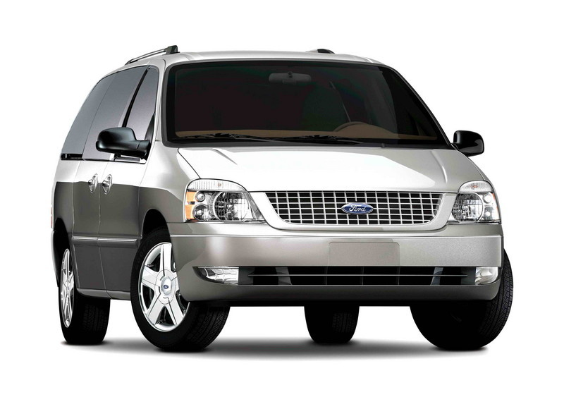 2006 Ford Freestar Review Top Speed