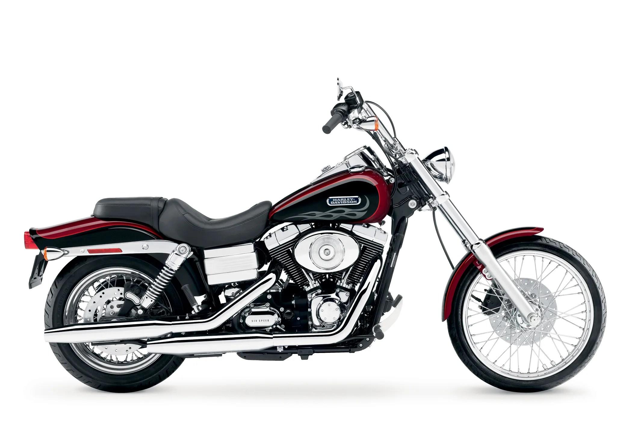 2006 Harley-Davidson FXDWG I Dyna Wide Glide Pictures