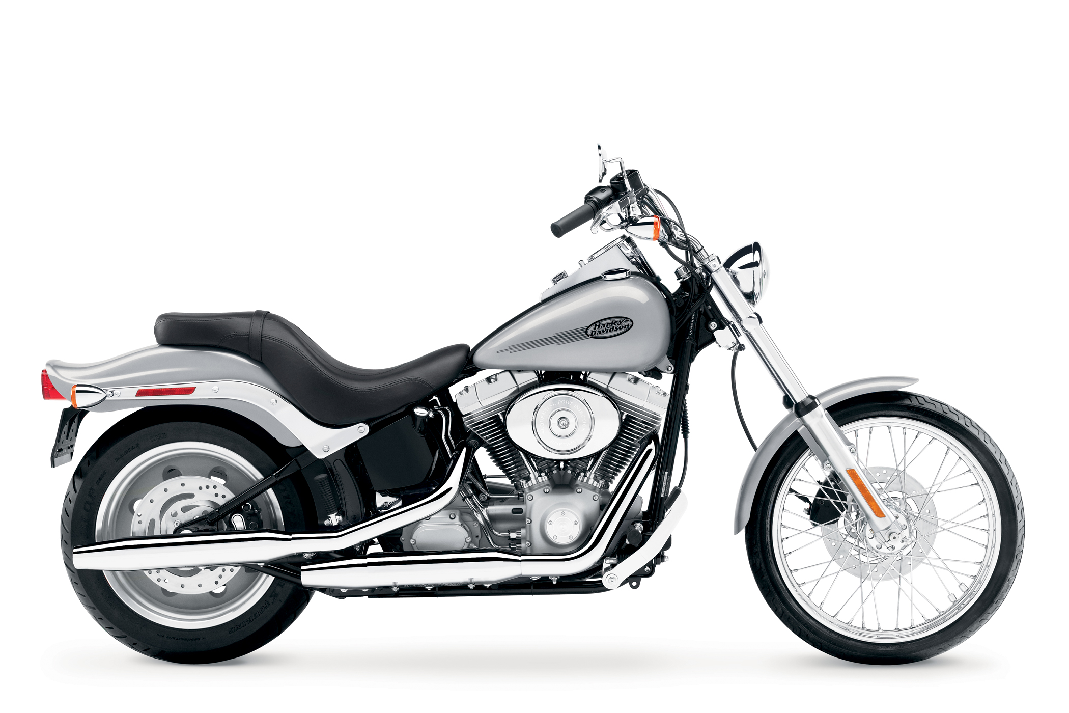 2006 Harley-Davidson FXST/I Softail Standard Pictures