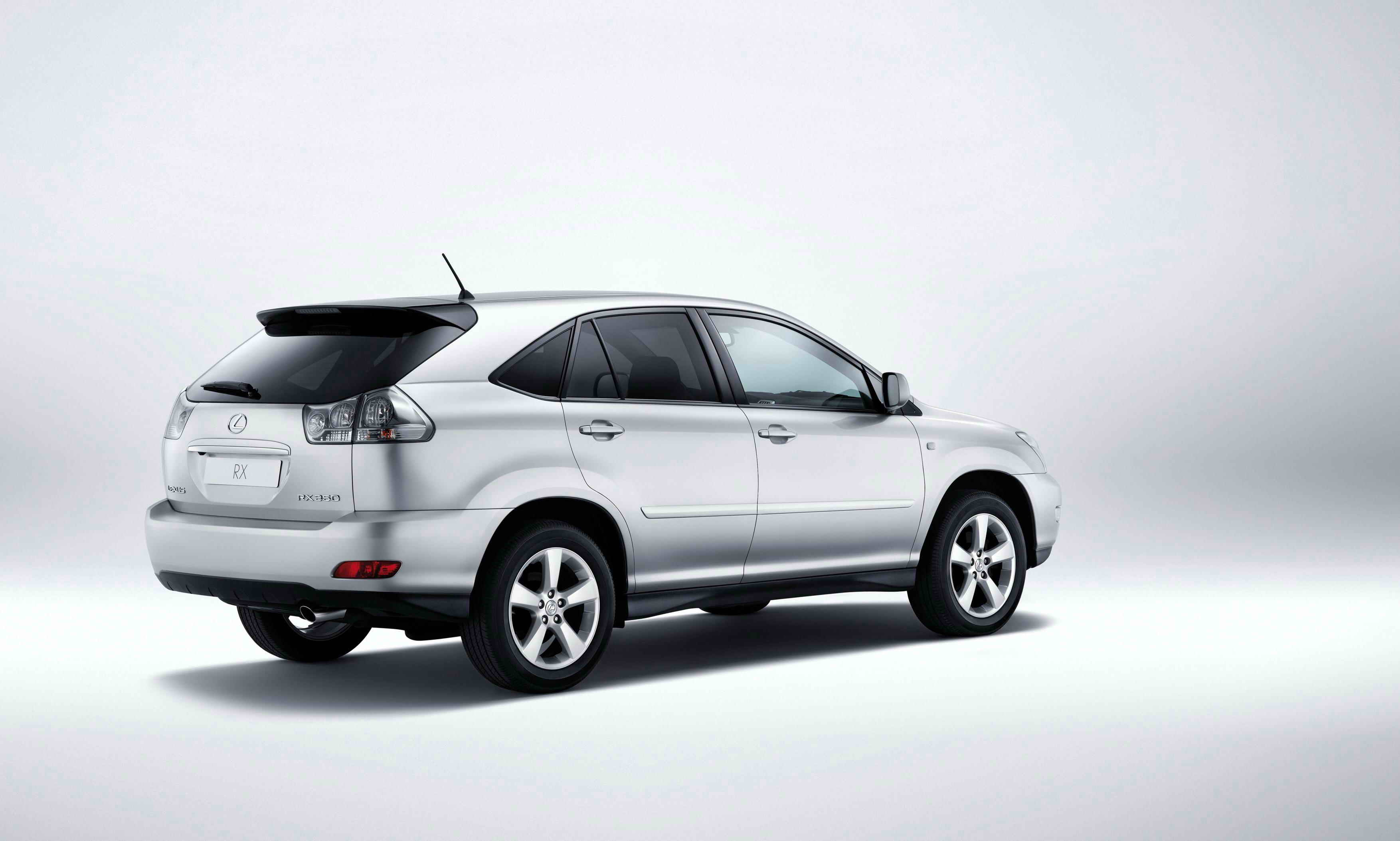 2006 Lexus RX 350 Review Top Speed