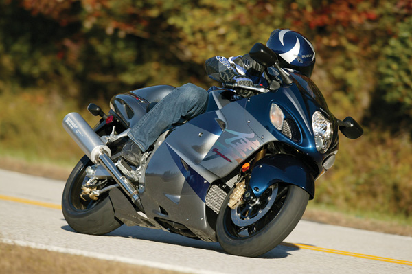 2006 Suzuki Hayabusa 1300 Gallery 53442  Top Speed