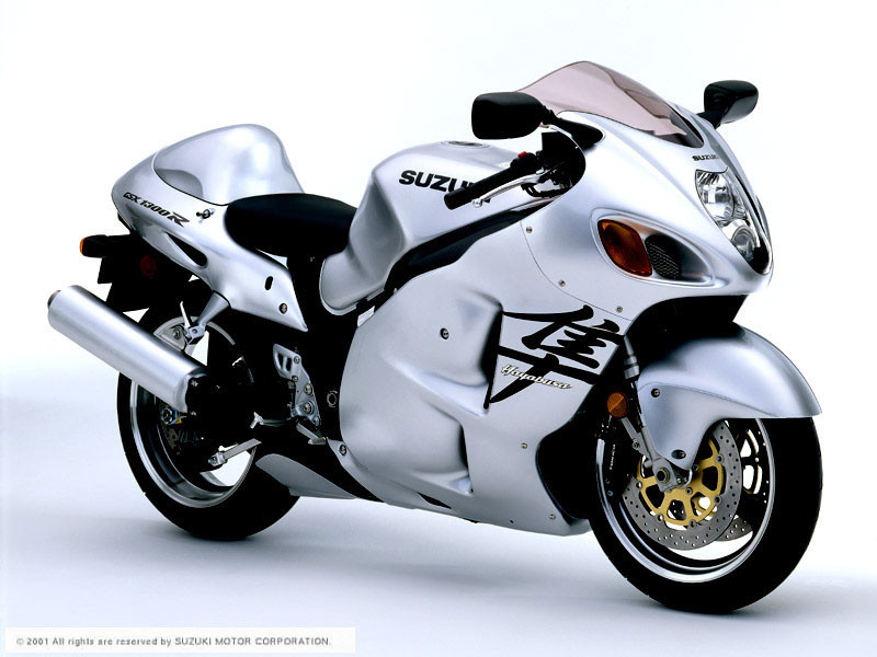 2006 Suzuki Hayabusa 1300 Gallery 53443  Top Speed