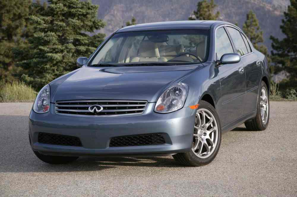 medium resolution of infiniti g35 latest news reviews specifications prices photos and videos top speed