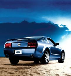 2007 ford mustang gt top speed  [ 2621 x 3000 Pixel ]