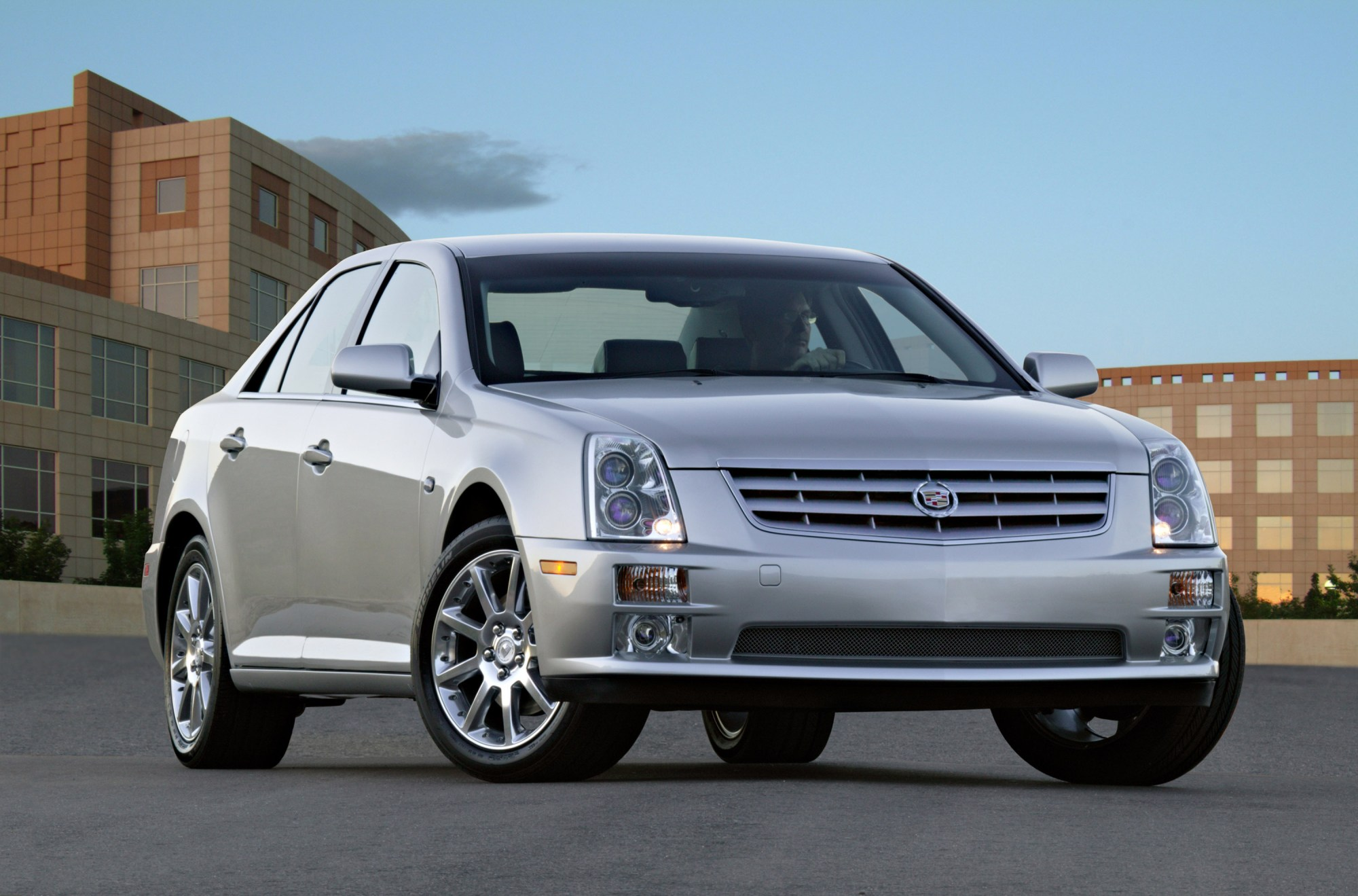 hight resolution of 2007 cadillac sts