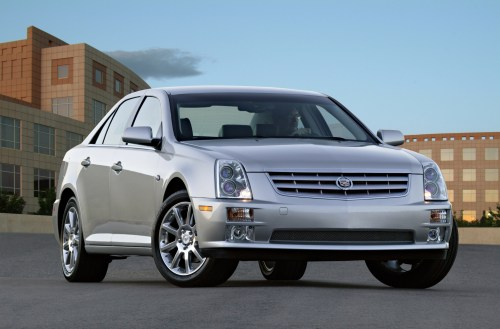 small resolution of 2007 cadillac sts