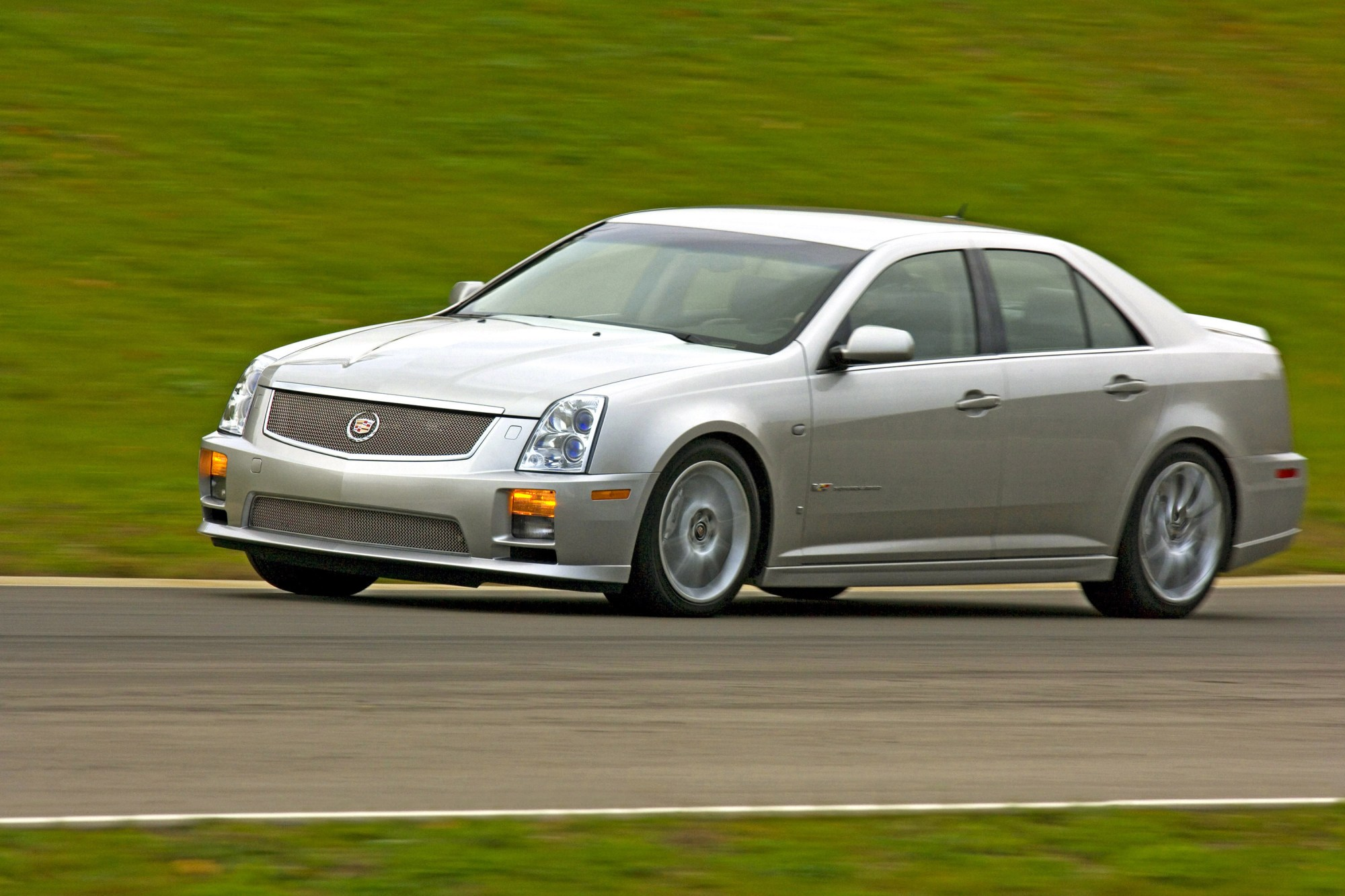 hight resolution of 2007 cadillac sts v