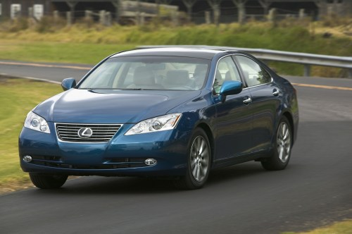 small resolution of 2007 lexus es350 top speed