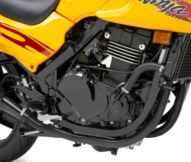Kawasaki Ninja 500r Top Speed