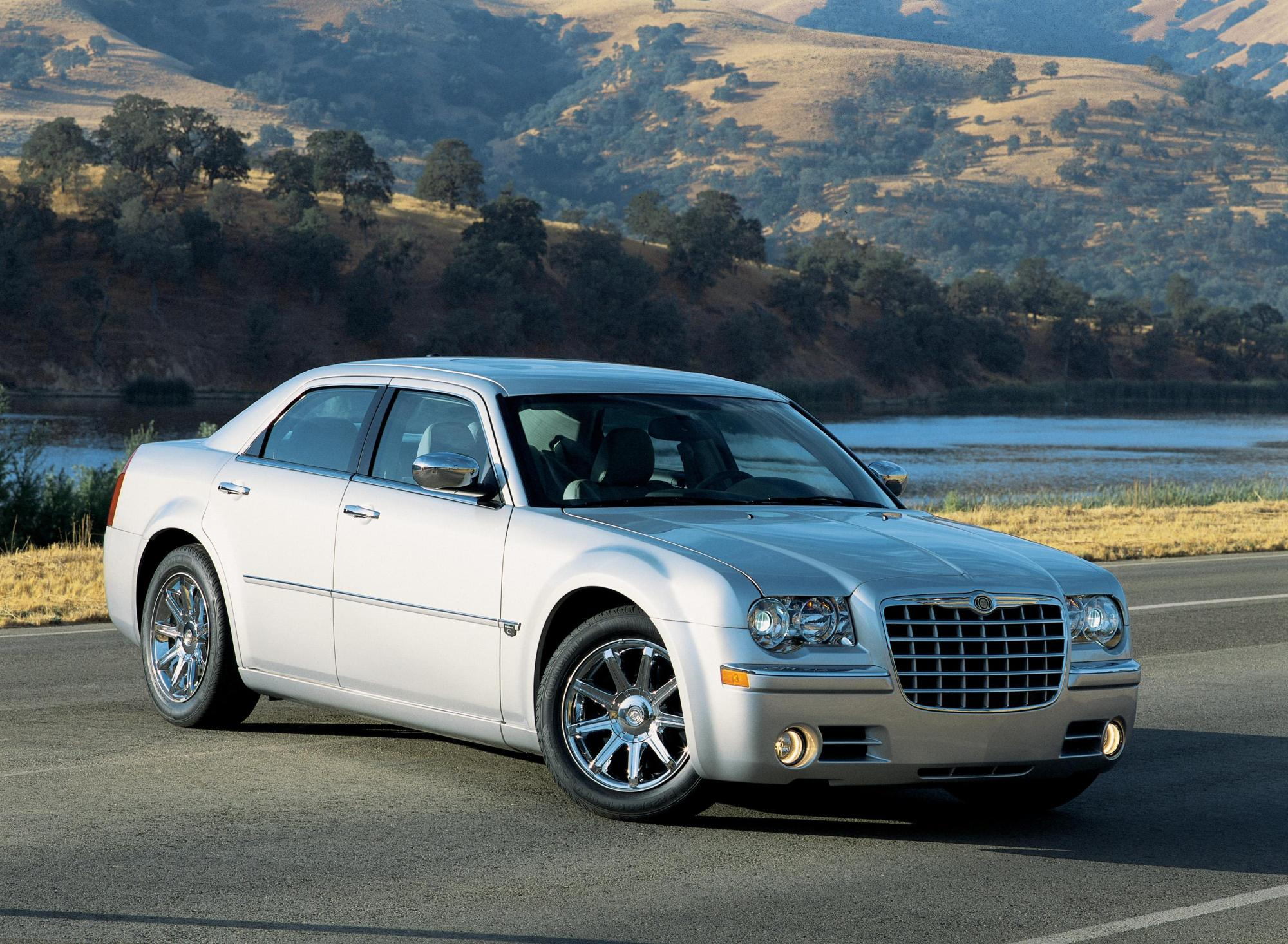 hight resolution of 2005 chrysler 300c top speed
