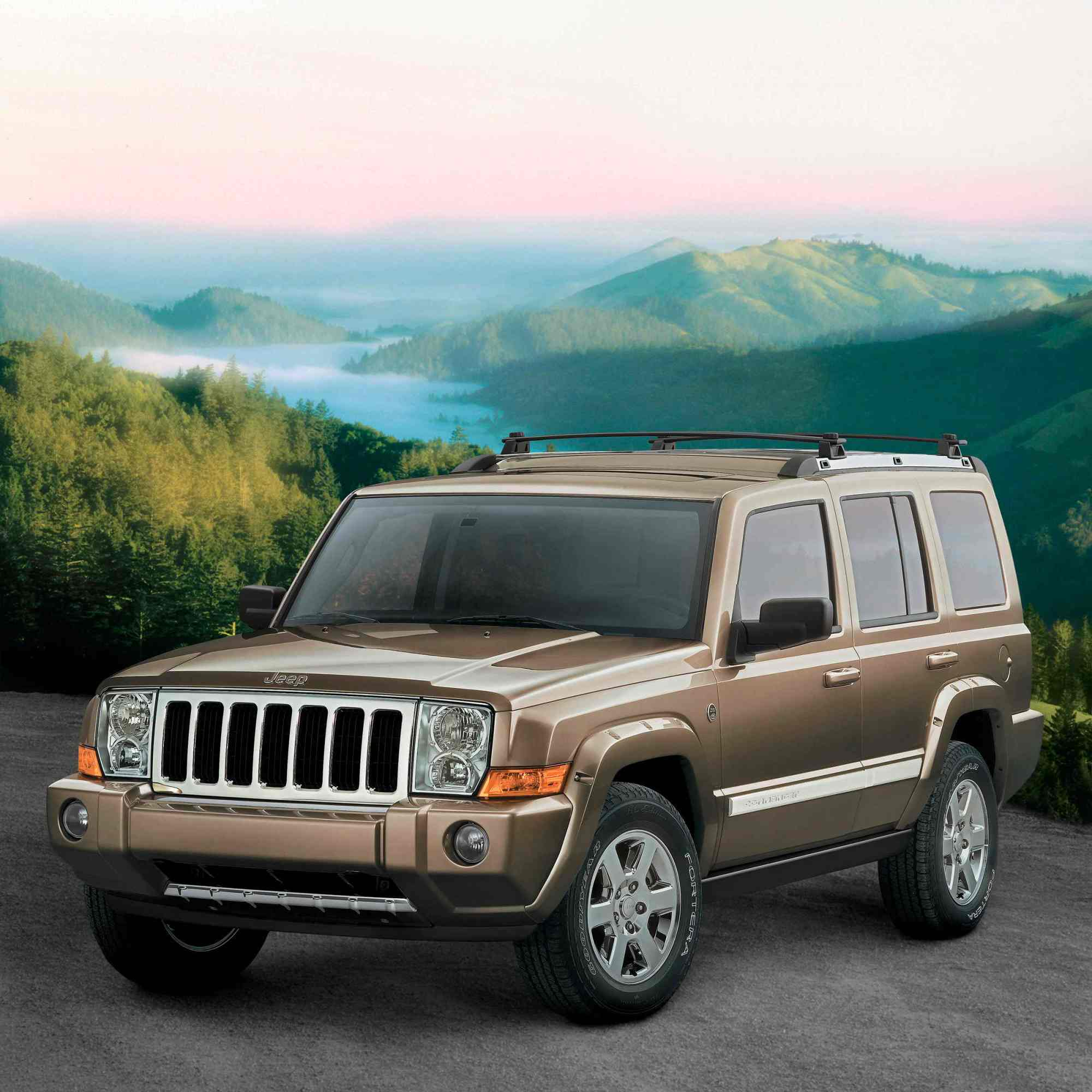 hight resolution of 2006 jeep commander