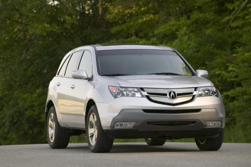 small resolution of 2007 acura mdx top speed