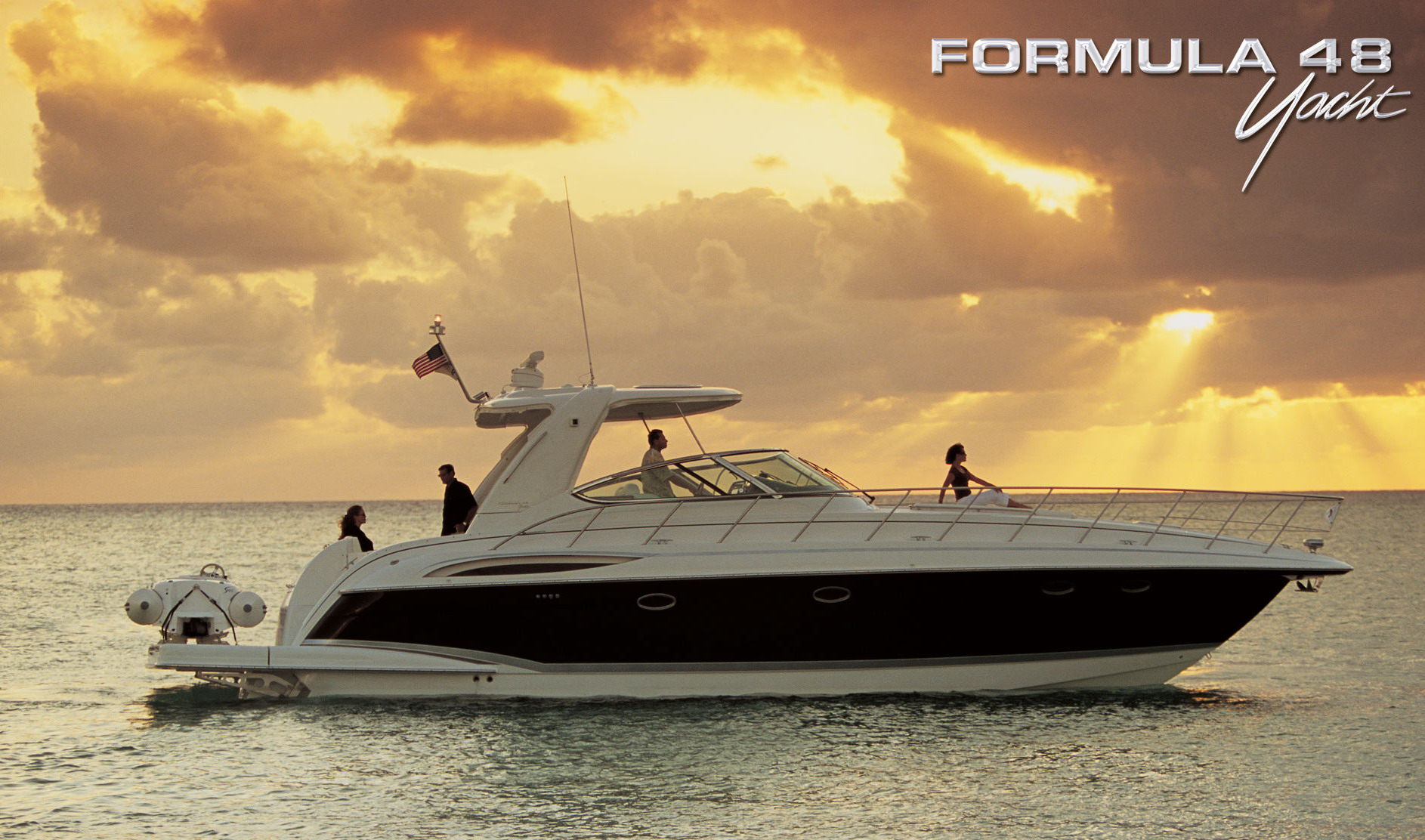 2007 Formula 48 Yacht Review Top Speed