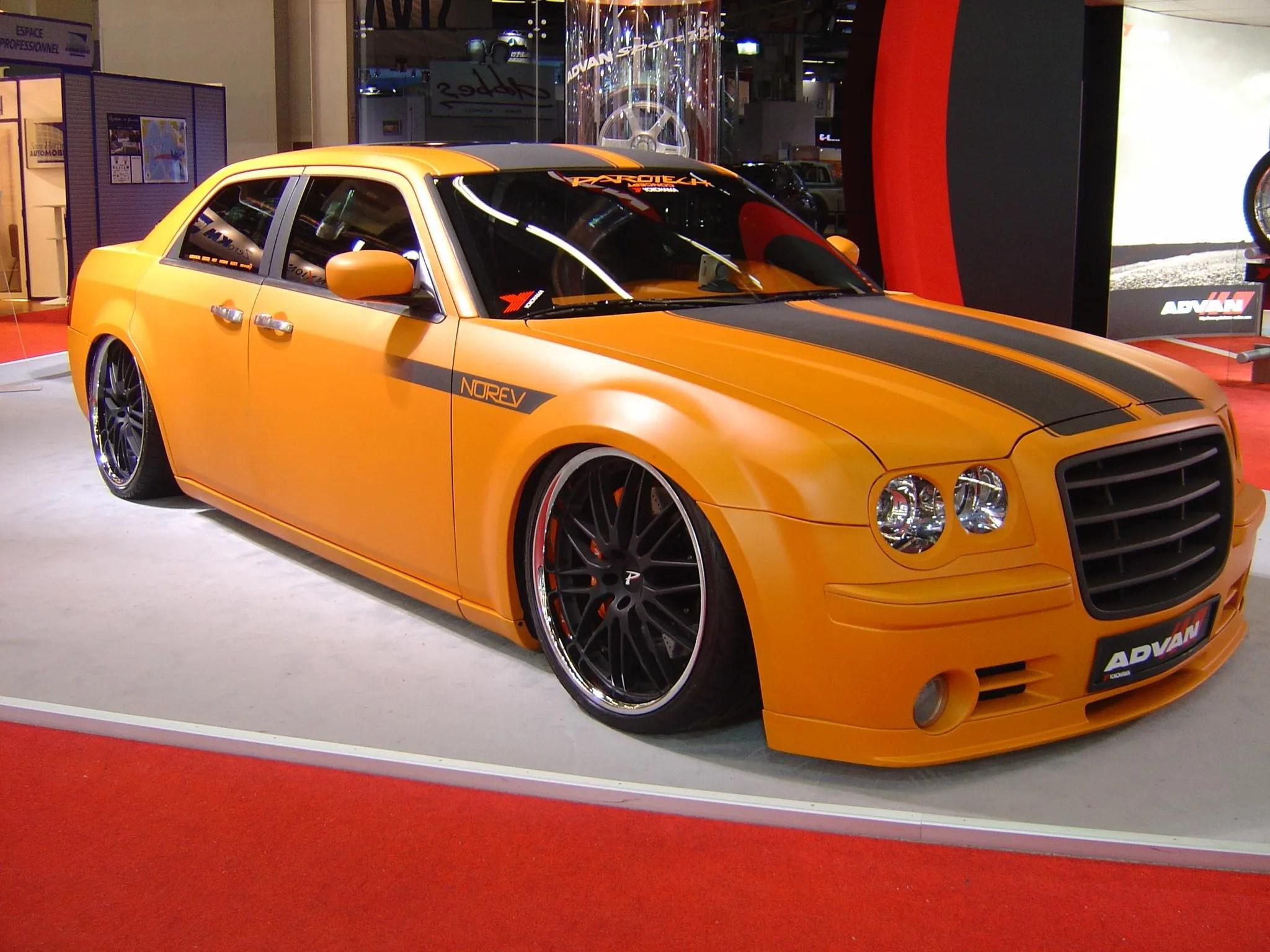 Chrysler 300c By Parotech Top Speed