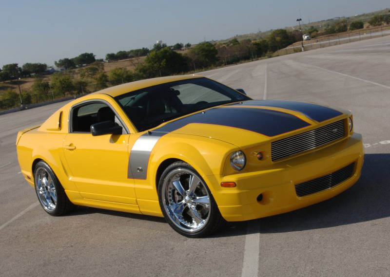 2007 Foose Stallion Top Speed