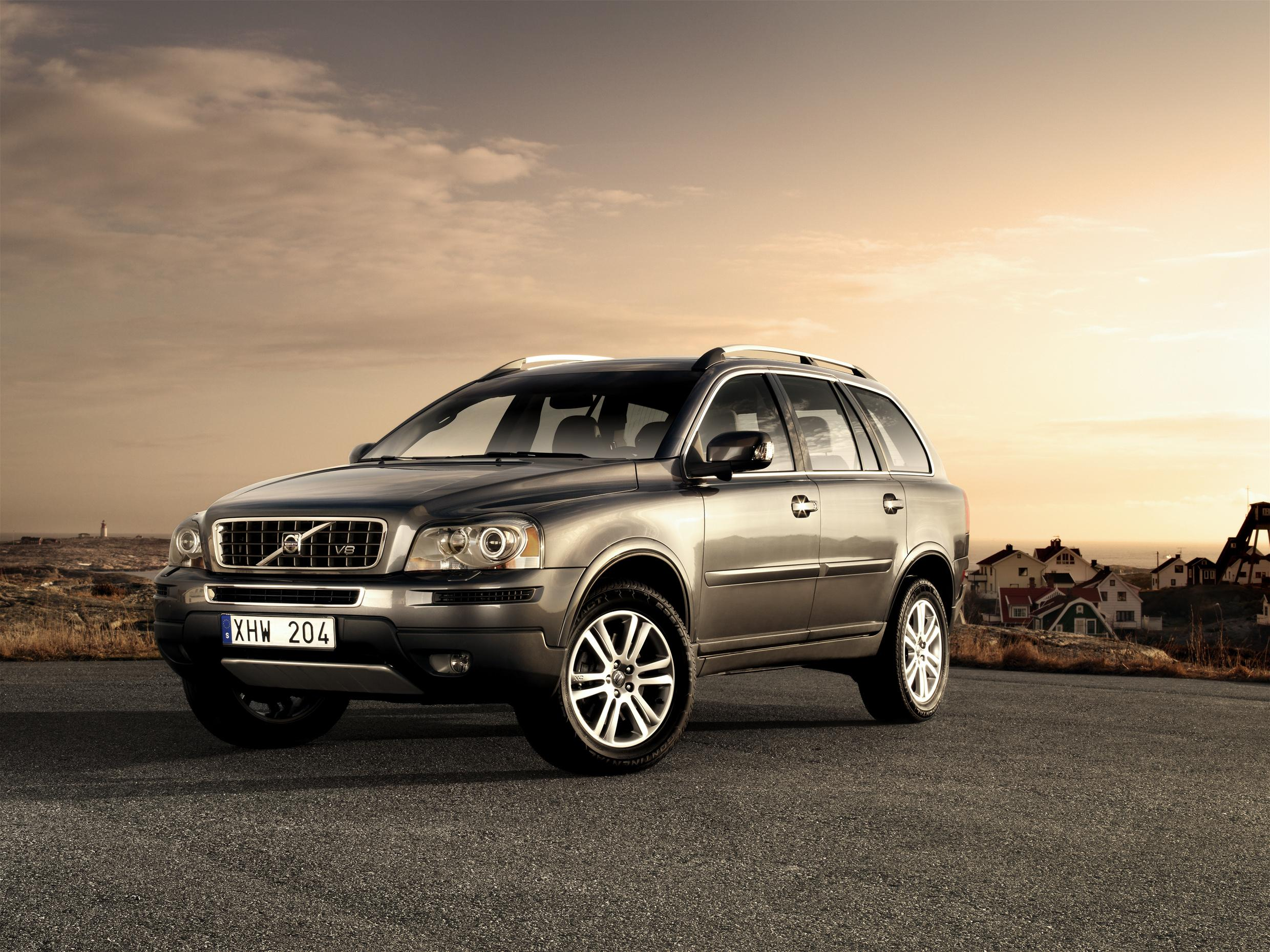 2007 Volvo Xc90 Rated Top Safety Pick By Iihs Top Speed