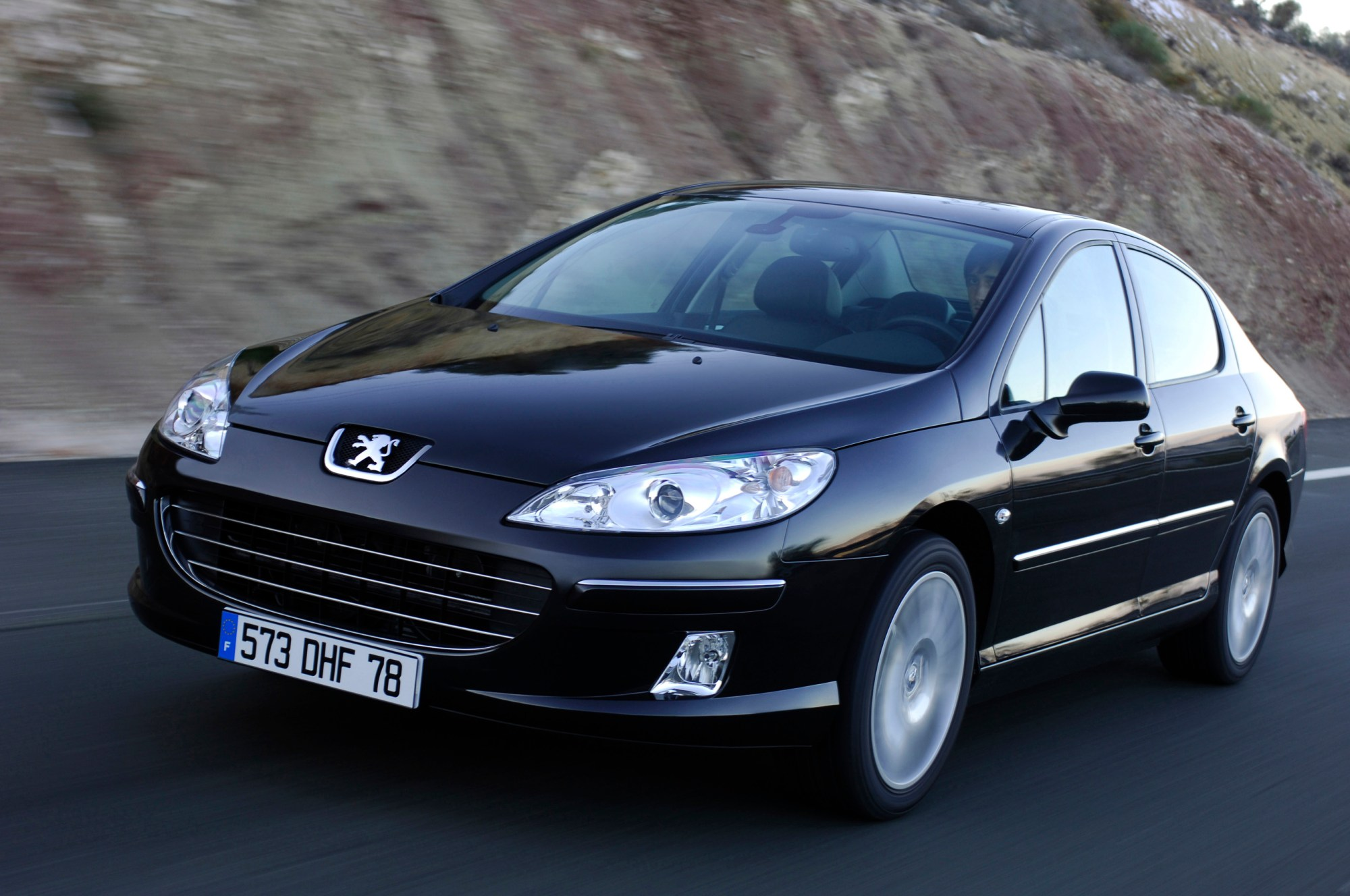 hight resolution of 2006 peugeot 407 top speed