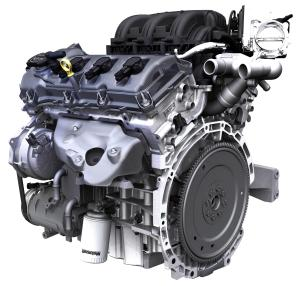 Ford's Duratec 35 Engine (V6 35)   Top Speed