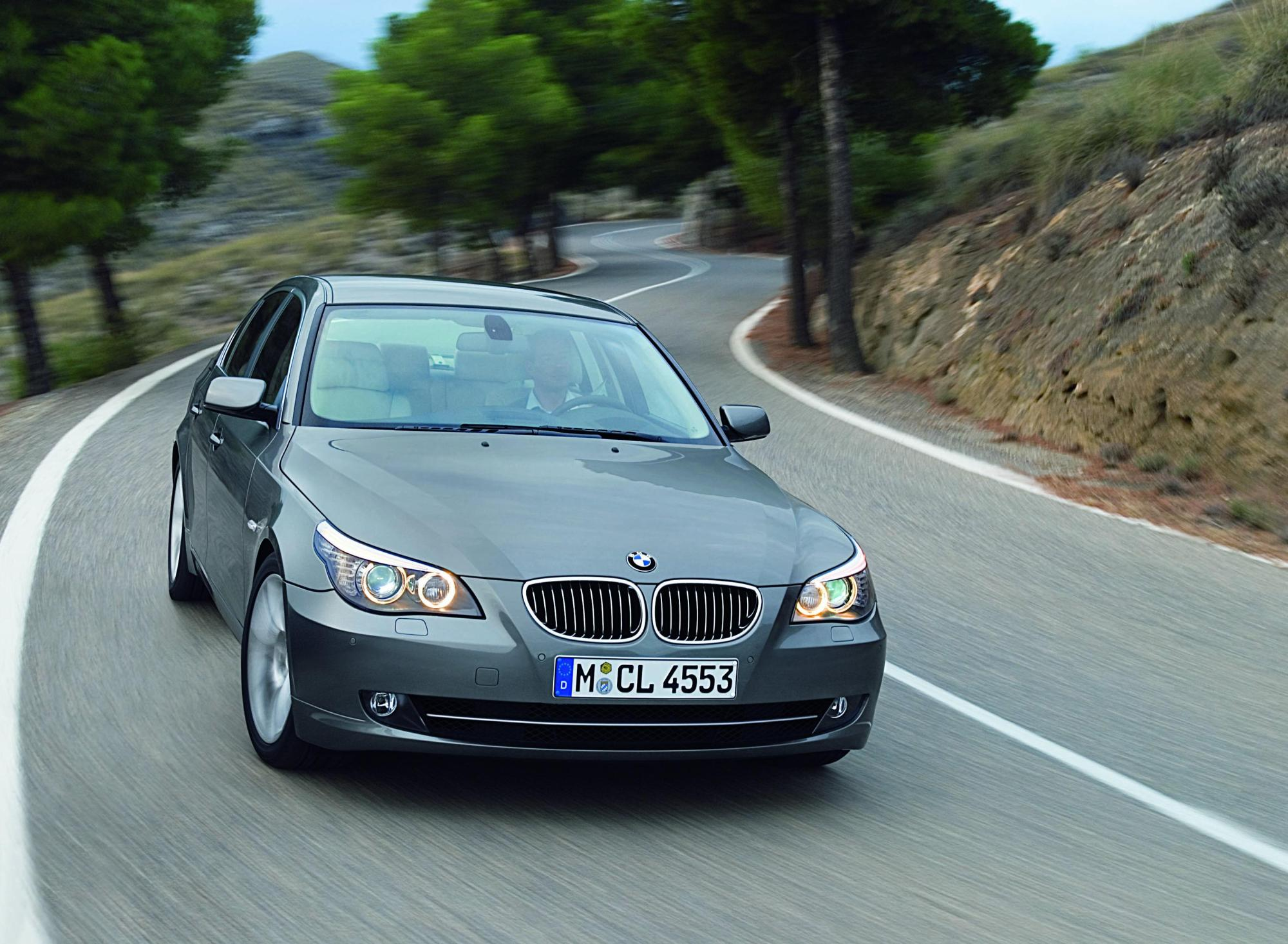 hight resolution of 2008 bmw 5 series top speed