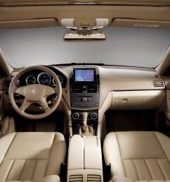 2008 mercede c300 interior [ 5440 x 4080 Pixel ]