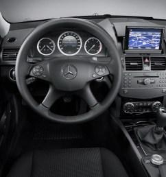2008 mercede c300 interior [ 2000 x 1500 Pixel ]