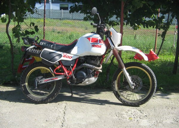 1983 Yamaha Adventure Motorcycles Year Of Clean Water