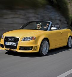 2008 audi rs4 convertible pricing announced top speed  [ 2743 x 2057 Pixel ]