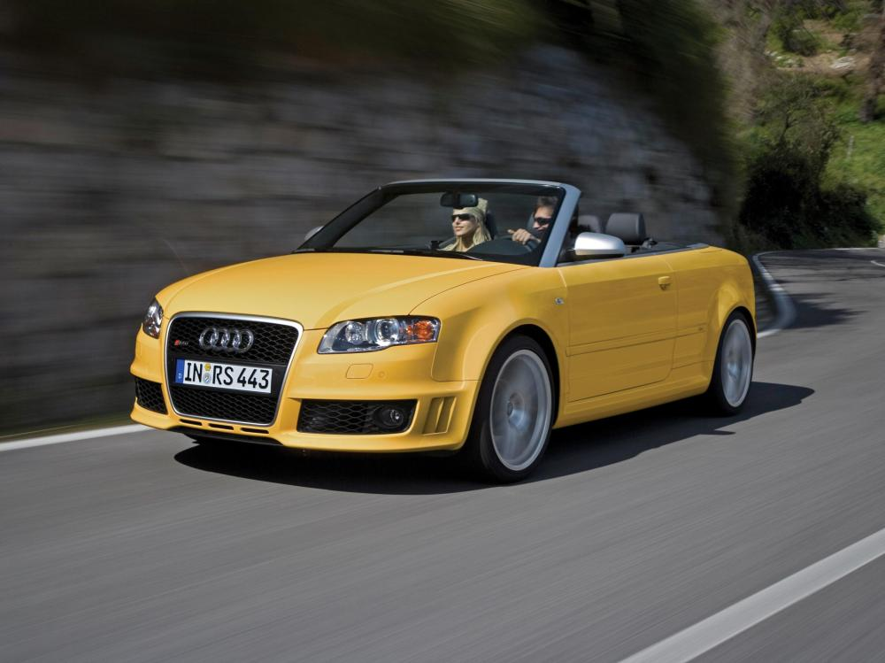 medium resolution of 2008 audi rs4 convertible pricing announced top speed