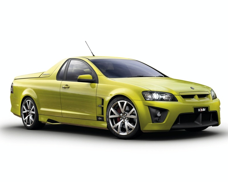 2008 Hsv Maloo R8 Ute Top Speed