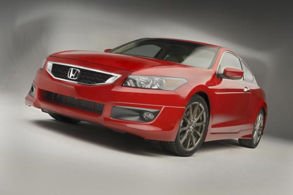 2007 Honda Accord Coupe Hfp Concept Top Speed