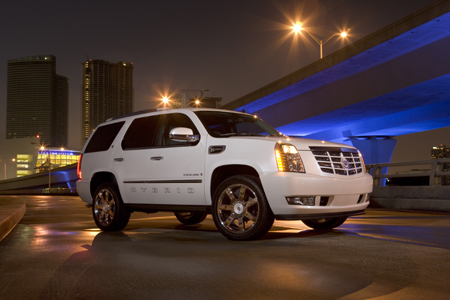 2009 Cadillac Escalade Hybrid Pictures Photos Wallpapers Top Speed