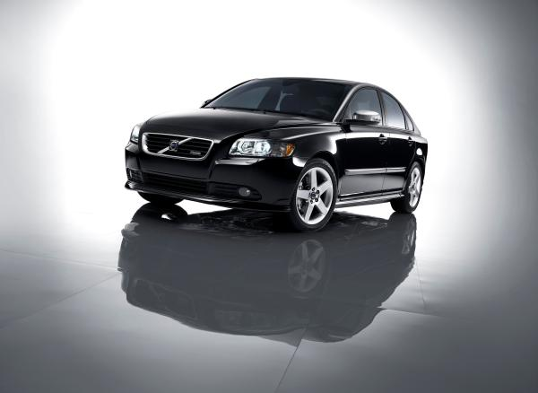 2008 Volvo C30 S40 And V50 -design Top Speed