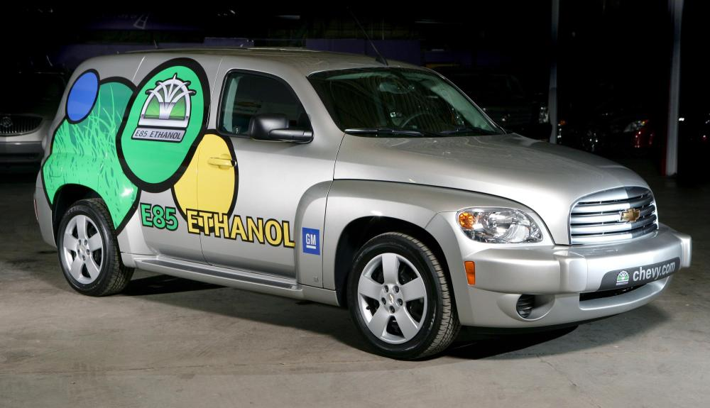 medium resolution of 2009 chevrolet hhr e85 flexfuel top speed