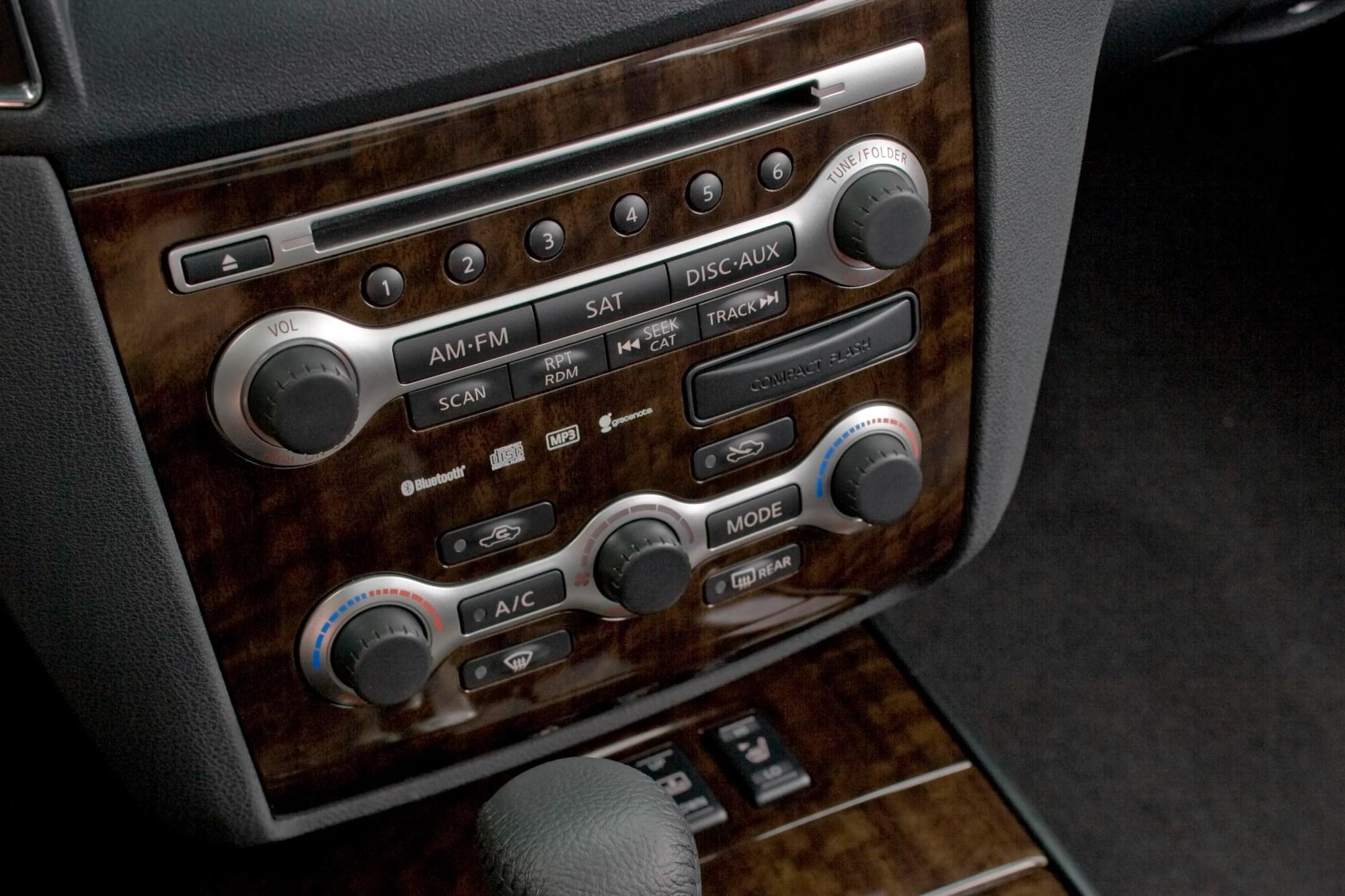 hight resolution of 2009 nissan maxima radio