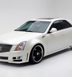 2008 d3 cadillac cts exterior package unveiled top speed  [ 1280 x 960 Pixel ]