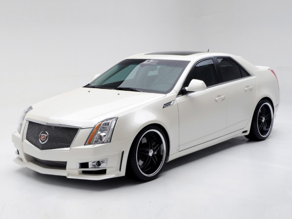 medium resolution of 2008 d3 cadillac cts exterior package unveiled top speed