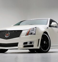 2008 d3 cadillac cts exterior package unveiled top speed  [ 1024 x 768 Pixel ]