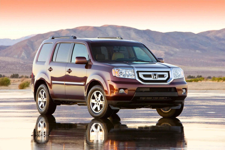 2009 Honda Pilot Pricing Announced  Top Speed