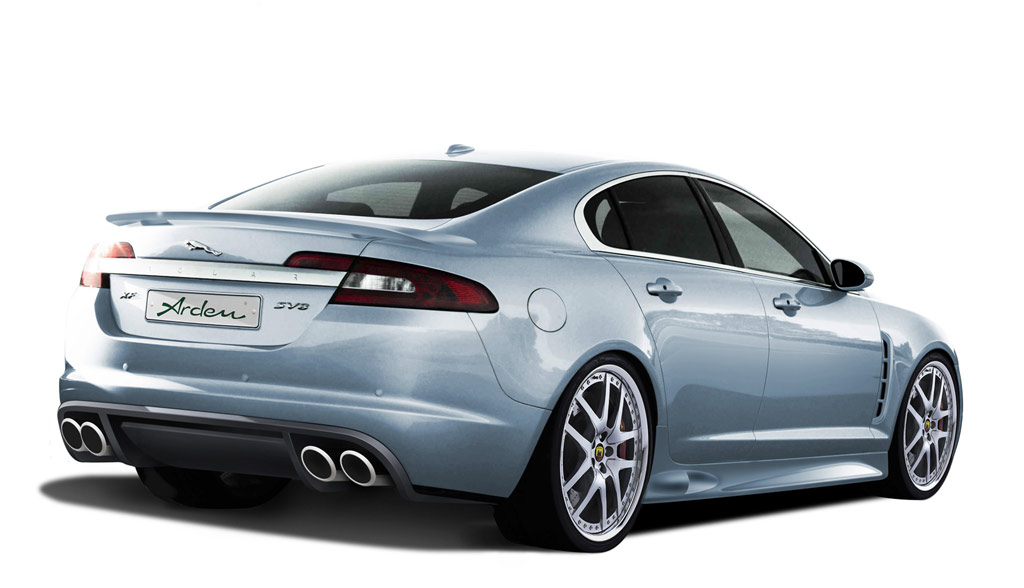 Arden Aj 21 Based On The Jaguar Xf  Top Speed
