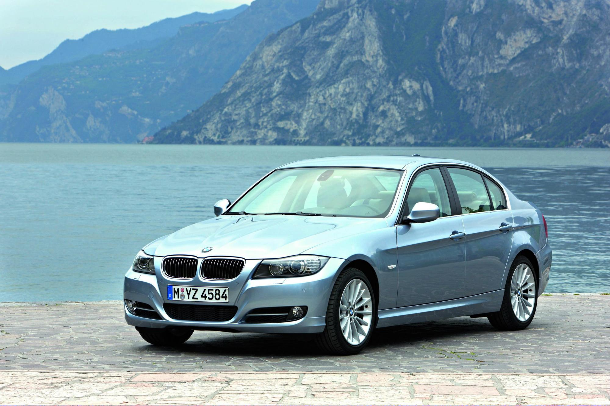 hight resolution of 2009 bmw 328i silver blue