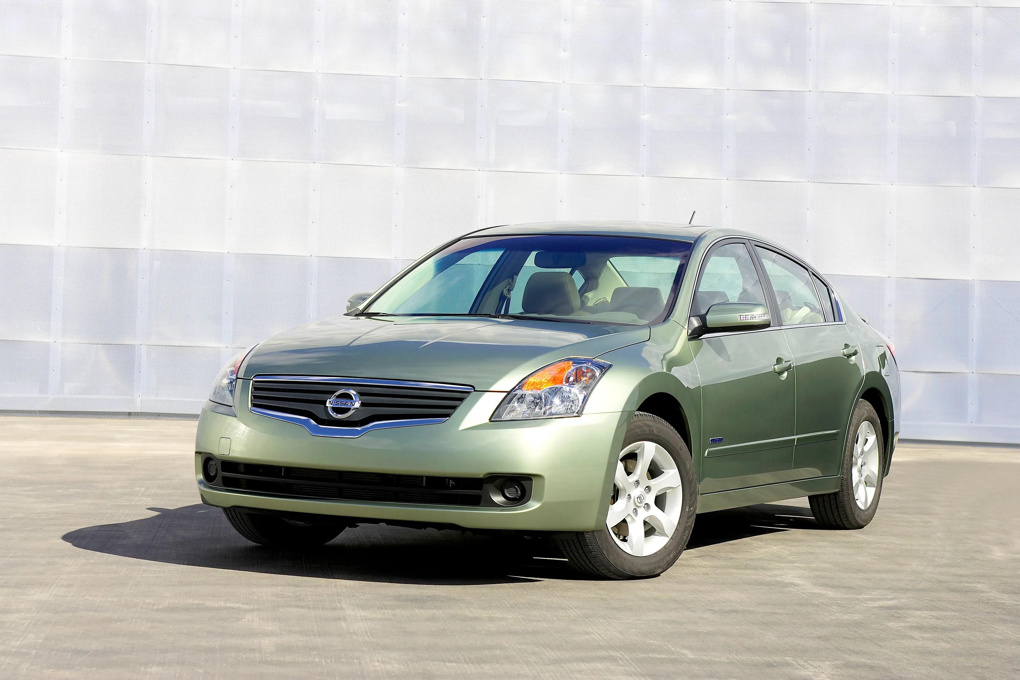 2009 Nissan Altima Hybrid Top Speed