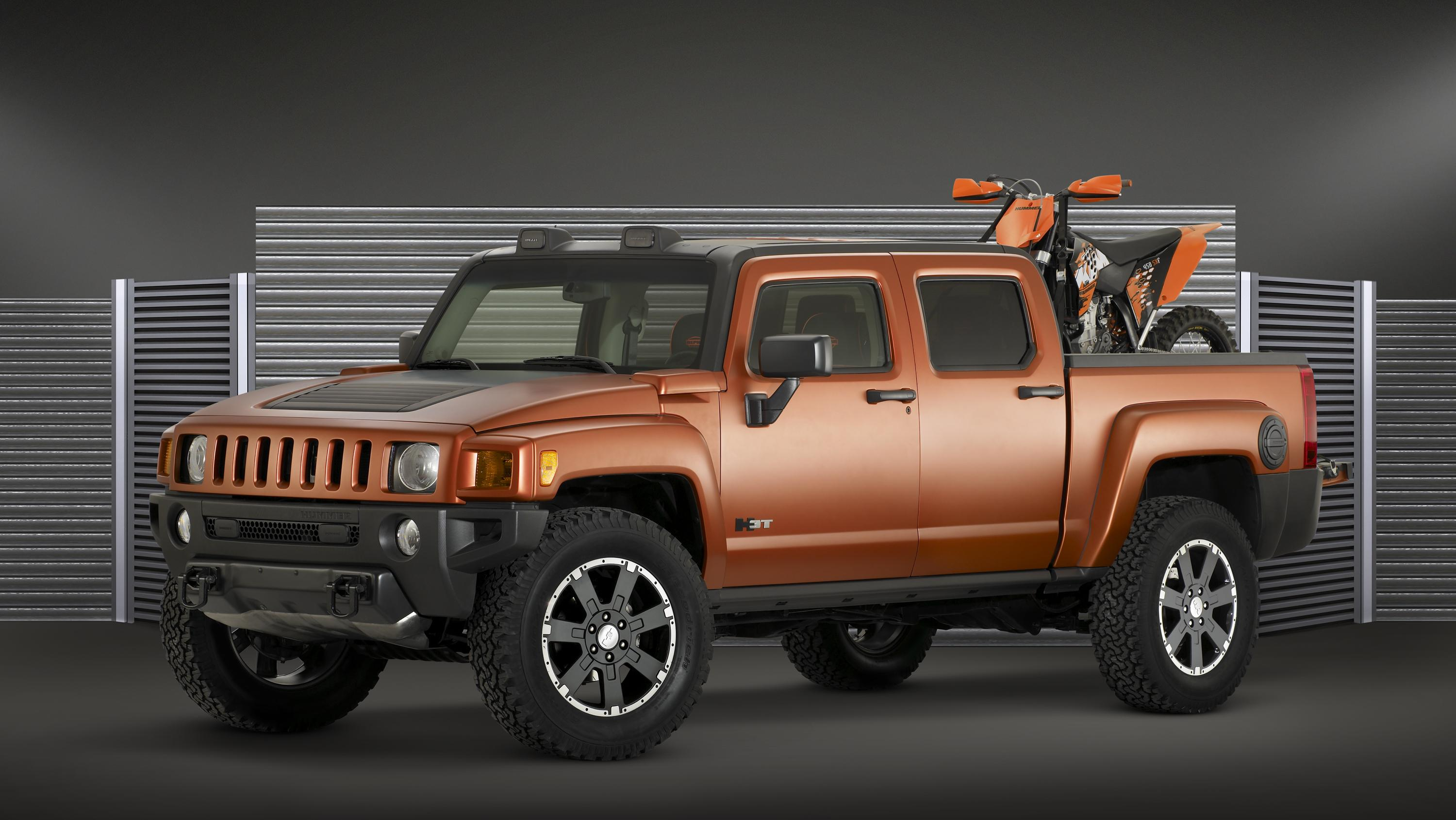 Three Hummer H3 Concepts For SEMA News Top Speed