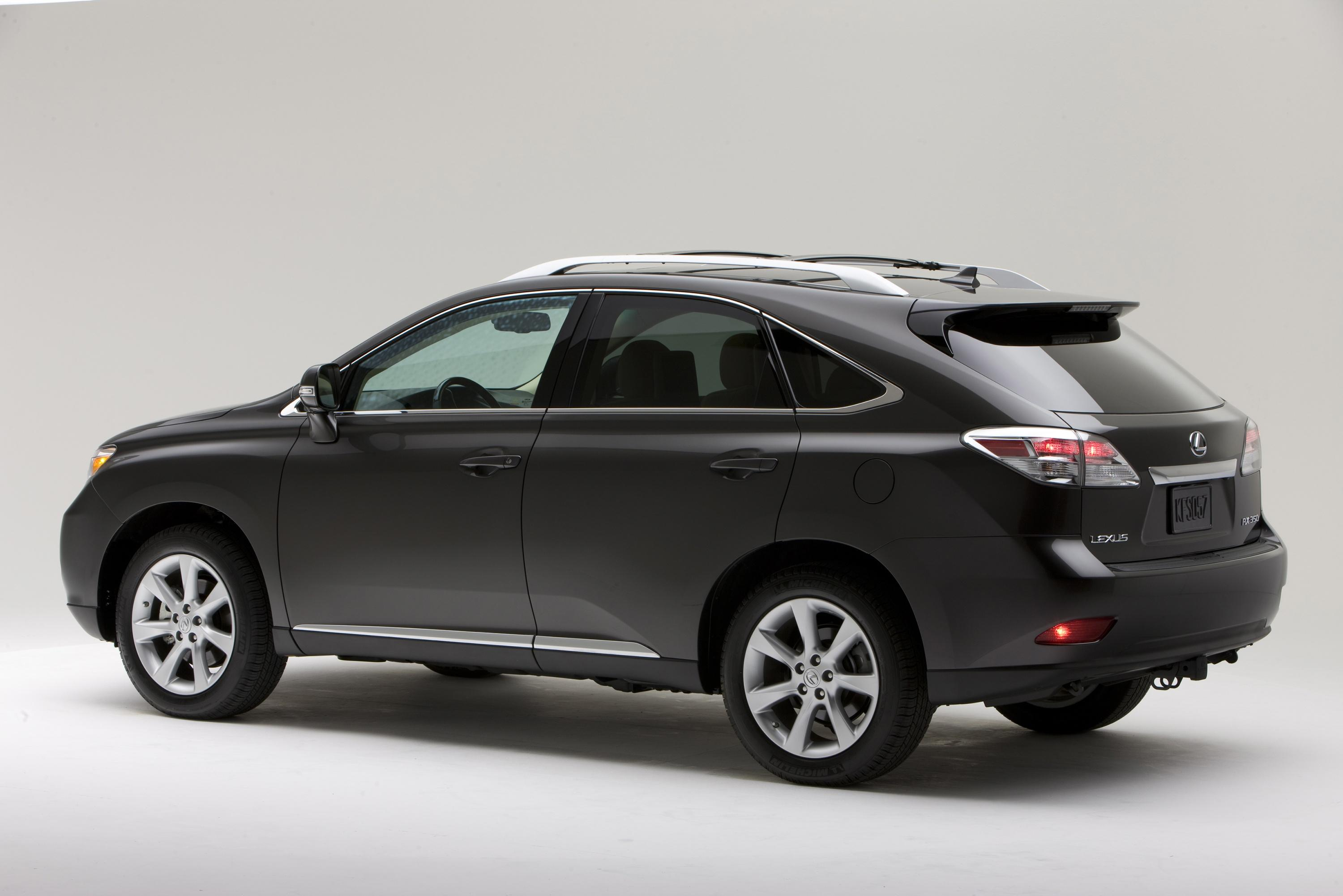 2010 Lexus RX 350 Review Top Speed