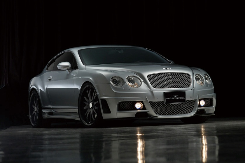 Bentley Continental Gt Sports Line Black Bison By Wald
