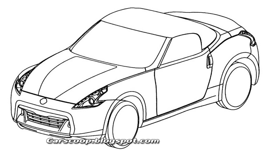 2010 370Z Roadster To Debut At The New York Auto Show