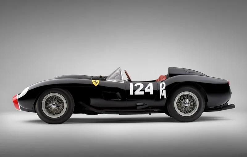 1957 Ferrari 250 Testa Rossa Sold For 12 Million Pictures Photos